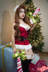LoL: Candy Cane Miss Fortune V