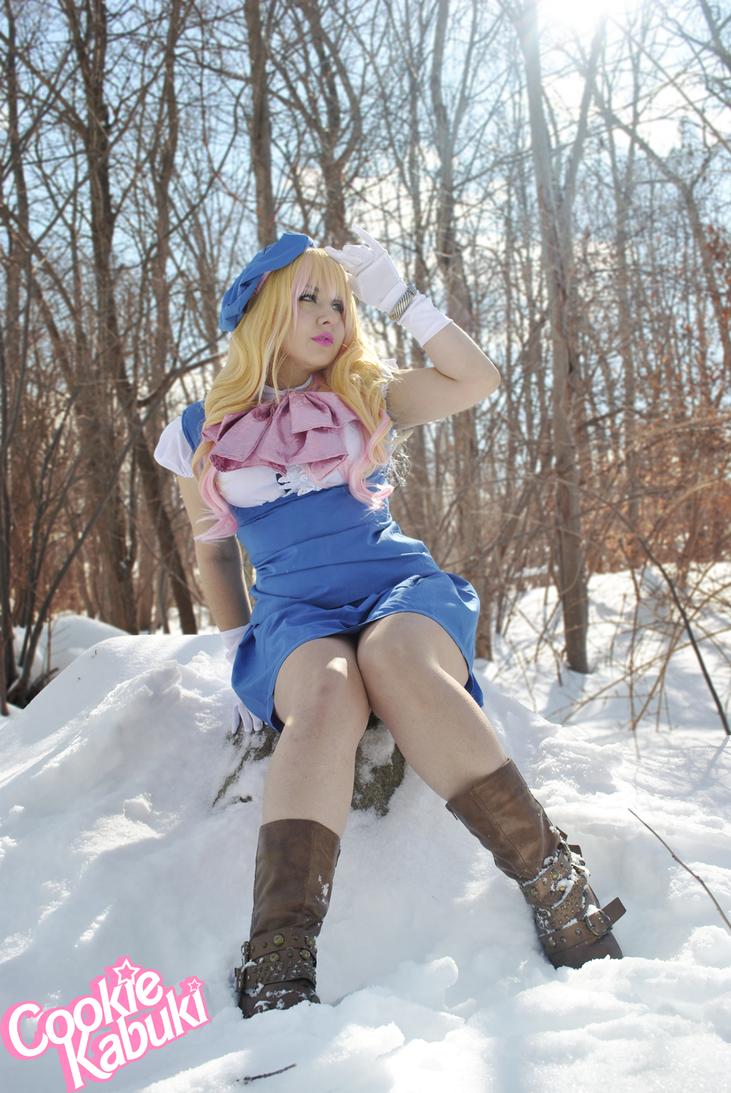 Macross Frontier: Sheryl Nome IV by CookieKabuki