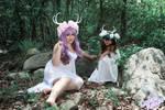 Monster Girls: Venados III by CookieKabuki
