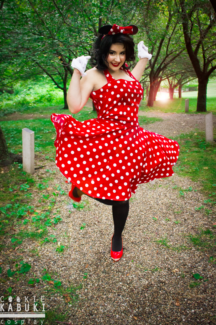 Minnie Mouse IV by CookieKabuki