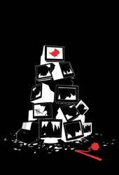 2009 Titmouse Smashing Party Design by AntonioCanobbio