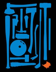 2003 Titmouse Smash Party Design by AntonioCanobbio