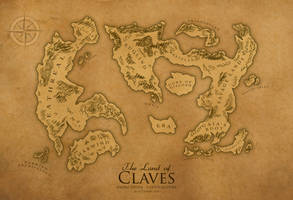 The Land of CLAVES by AndrewScrolls