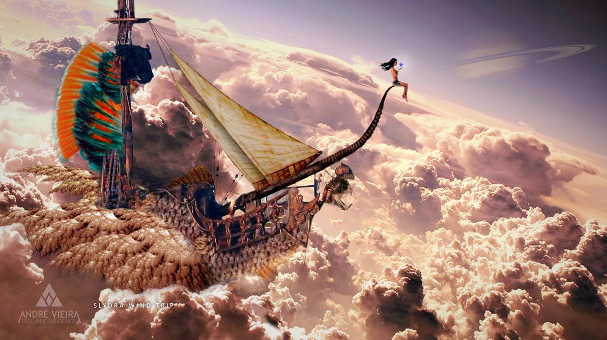 Slydra Wind Trip by AndrewScrolls