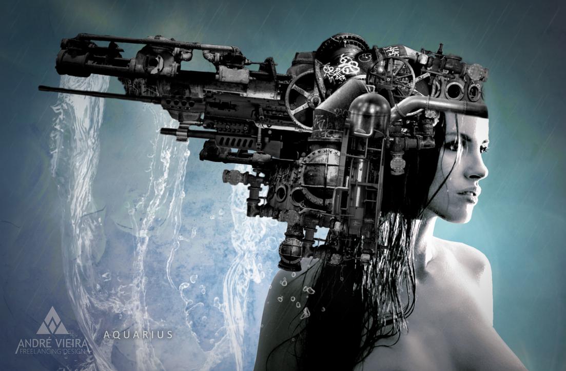 Aquarius by AndrewScrolls