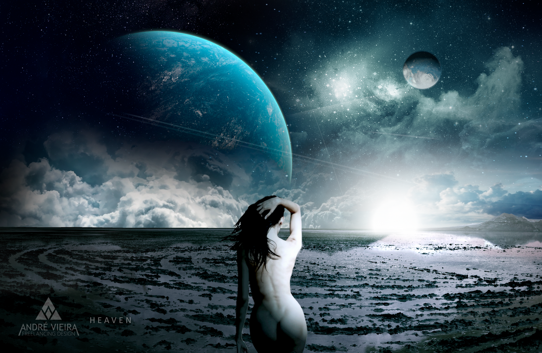 HEAVEN by AndrewScrolls
