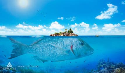 PHANTOM ISLAND by AndrewScrolls
