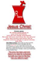 Redeemed Perscription: T-shirt by ChristianKitsune