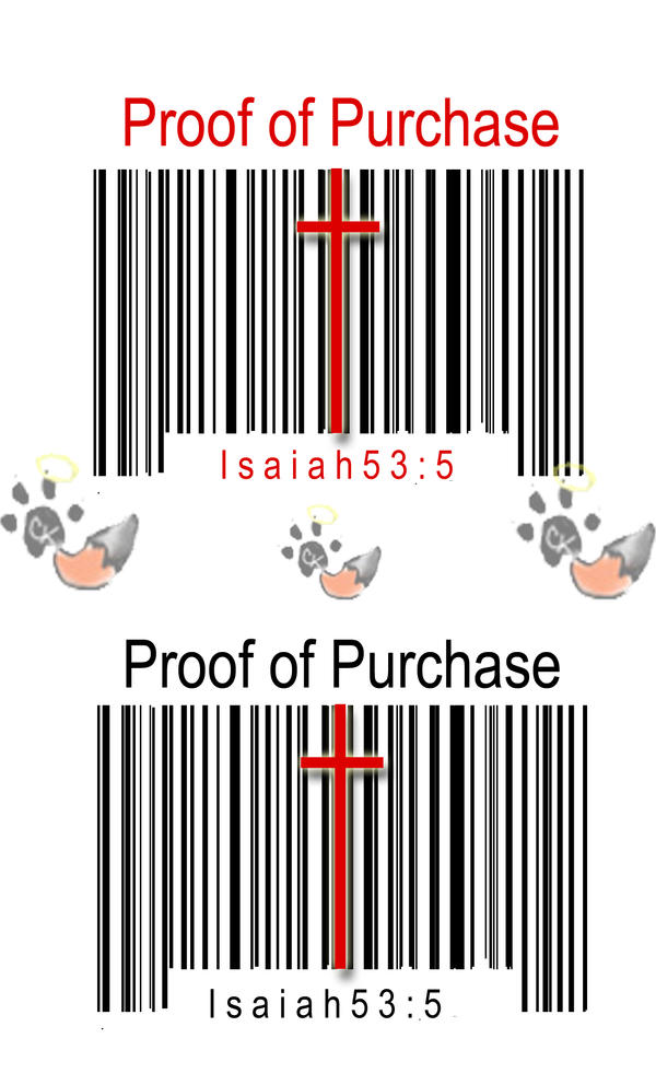 Proof of Purchase:Shirt Design by ChristianKitsune