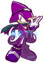 ESPIO in Sonic Riders?