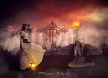 Finding her lost soul by Prashant-kulshrestha