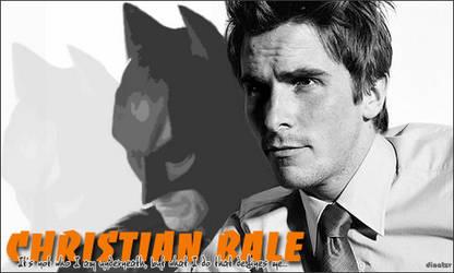 Christian Bale Duality Sig by dinatzv