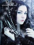 Winter Queen portrait