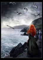 Fainne at County Kerry by EmberRoseArt