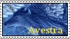 Avestra stamp by EmberRoseArt