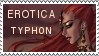 Eroticatyphon stamp by EmberRoseArt