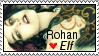 RohanElf stamp by EmberRoseArt