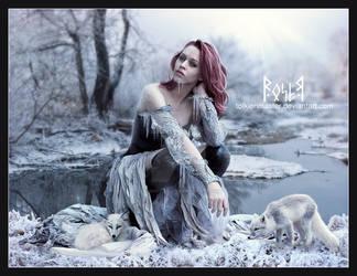 Winterheart by EmberRoseArt