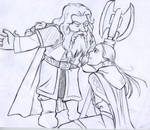 Gimli and Legolas at H.D.