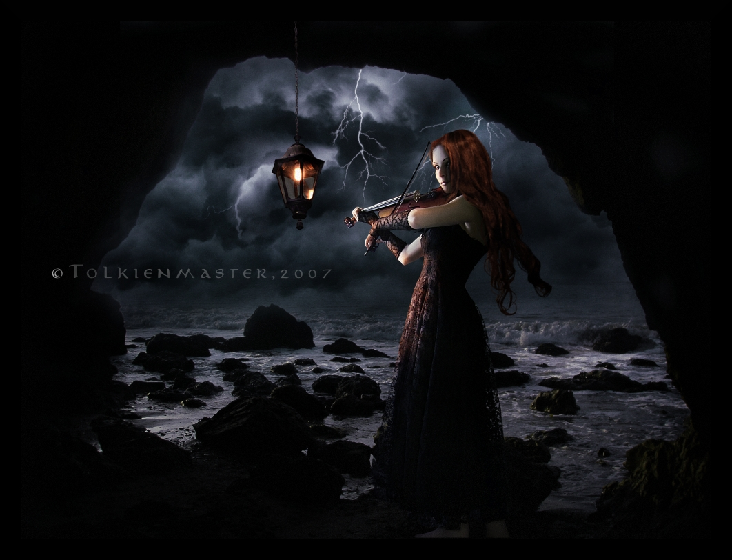 Stormcaster by EmberRoseArt