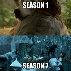 Game of thrones season 1 to 7