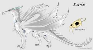Larix the Icewing