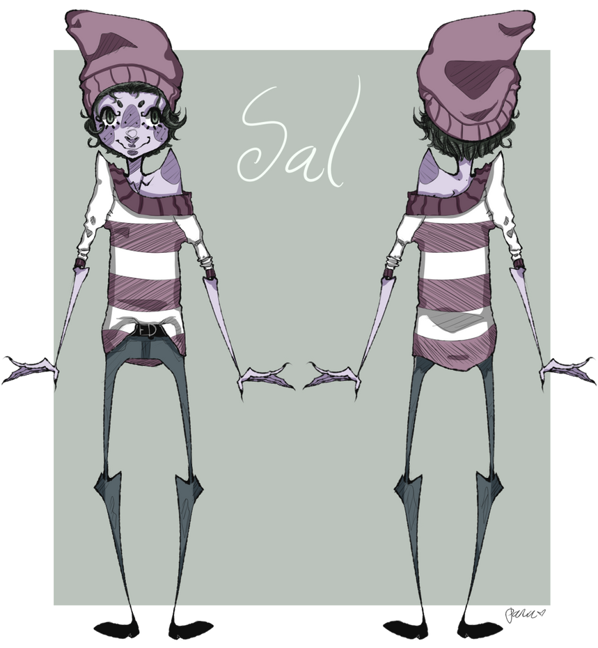 Sal Reference Sheet by parameister