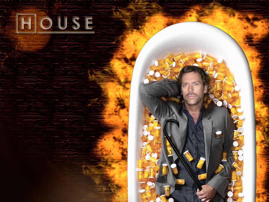 house md wallpapers. House MD Wallpaper 5 by
