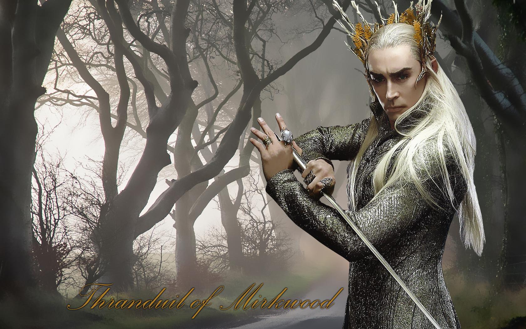Thranduil the Elvenking by Rinarvell on DeviantArt