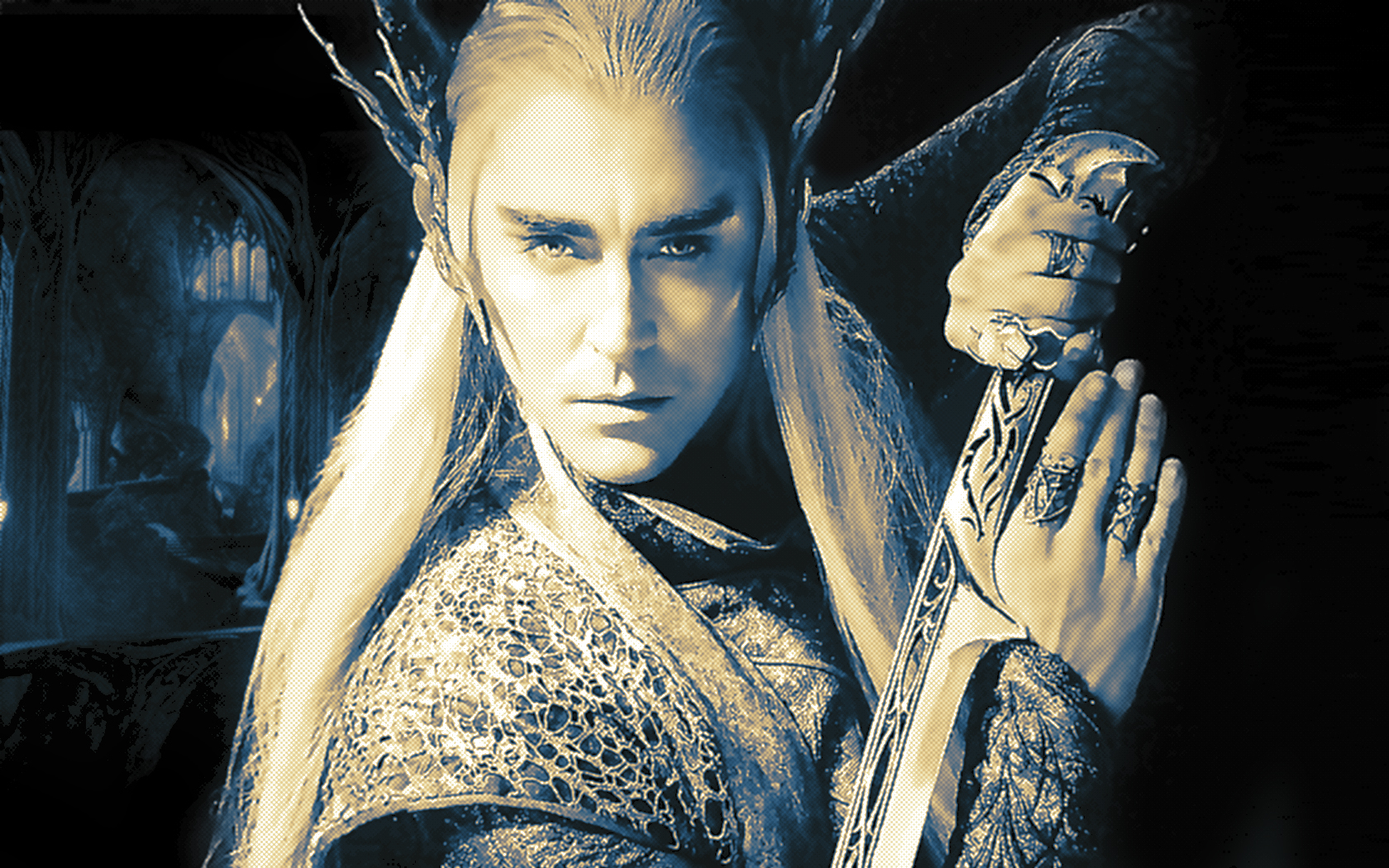 thranduil wallpaper by betka - photo #31
