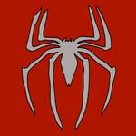 Spiderman Logo by TeddyBearGirl0001