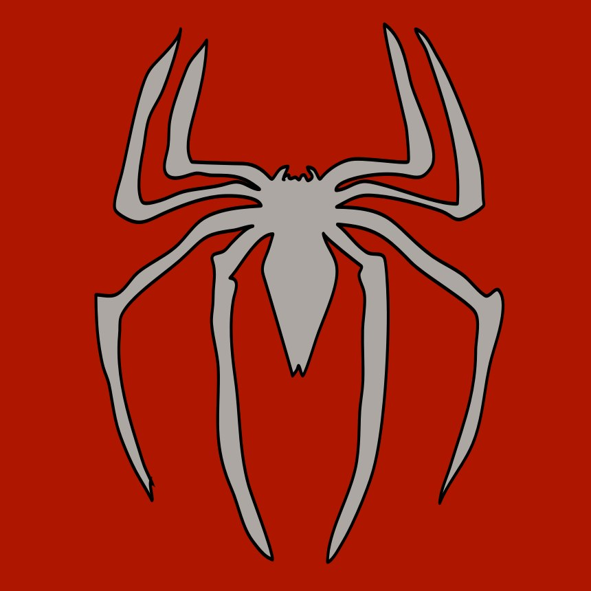 Spiderman Logo by TeddyBearGirl0001 on DeviantArt