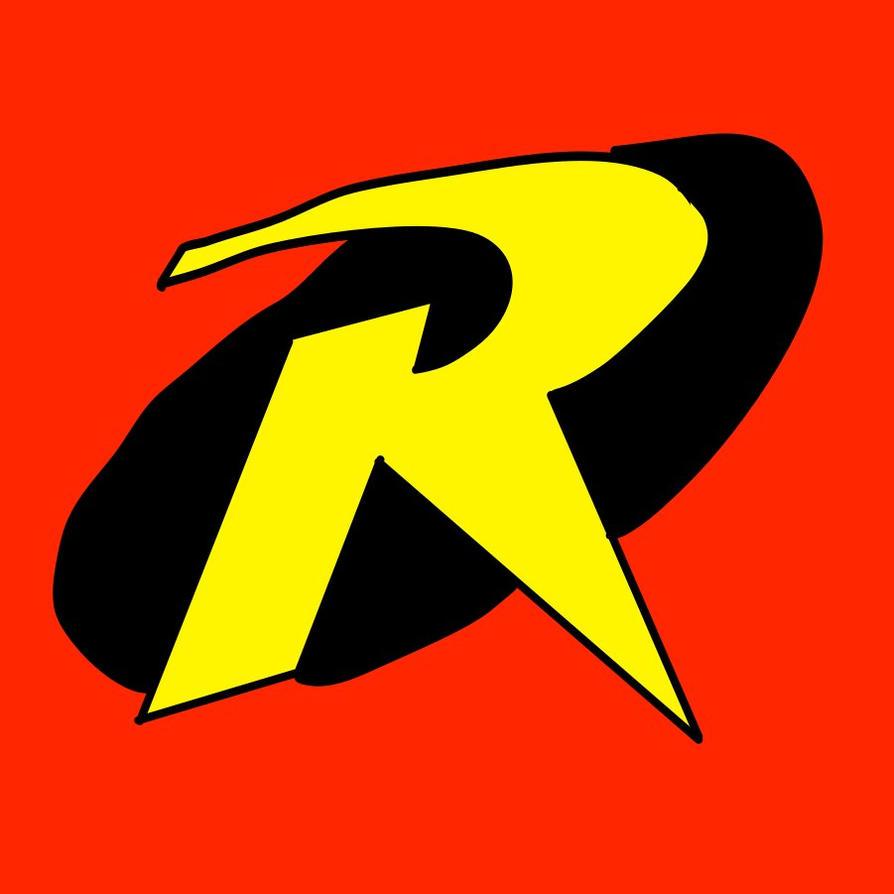 Robin (Tim Drake) Symbol by TeddyBearGirl0001 on DeviantArt
