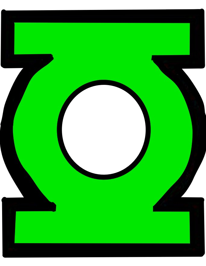 Green Lantern Symbol By Teddybeargirl0001 On Deviantart