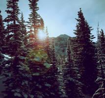 Sunshine Mountain by kop4