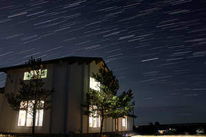 Star Trails by kop4