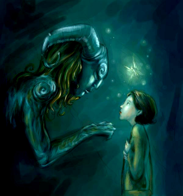 Pan's Labyrinth by nightflower338