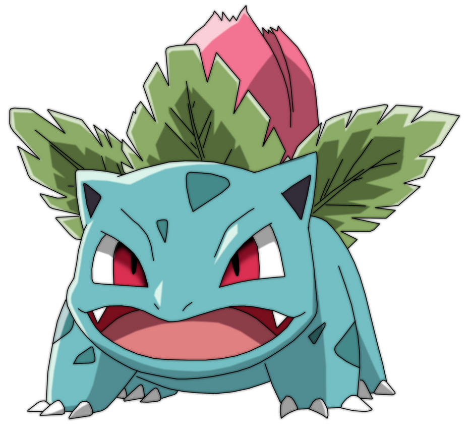 Ivysaur By Uraharataichou On DeviantArt