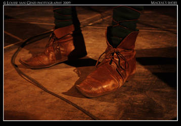 Maceal's shoes by rammsteinfairy