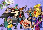 Band for Mikala