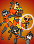 PPG Spoof- The Incredibles