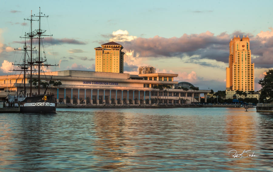 Tampa Convention Center by WatchTower513