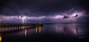 Anclote Lightning