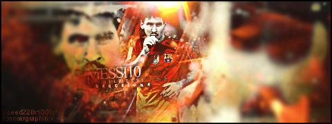 Messi By GIOSPPEDBR10 by Brahem