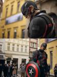 Captain America / U.S. Agent - John Walker