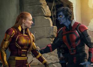 Jean Gray and the Nightcrawler - X-men Apocalypse