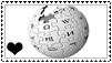 Wikipedia Stamp 2 by AoiHyuga