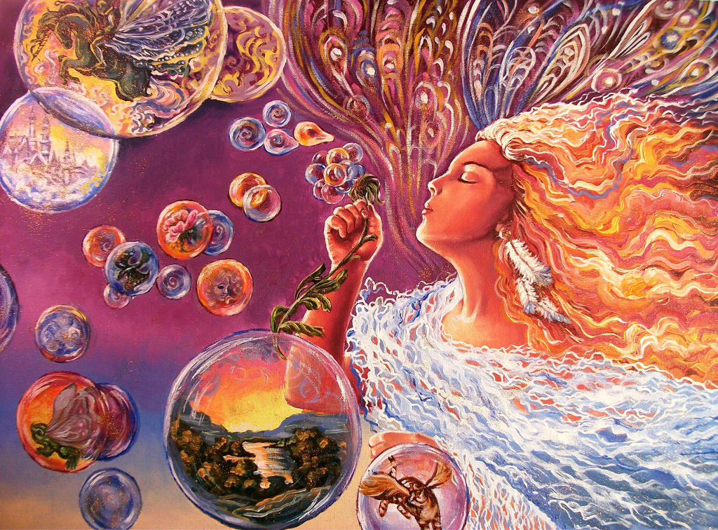 Josephine wall favourites by dragonflybutterfly on deviantart vvveverka 7 4 a copy of josephine wall bubble flower by knesya27 voltagebd