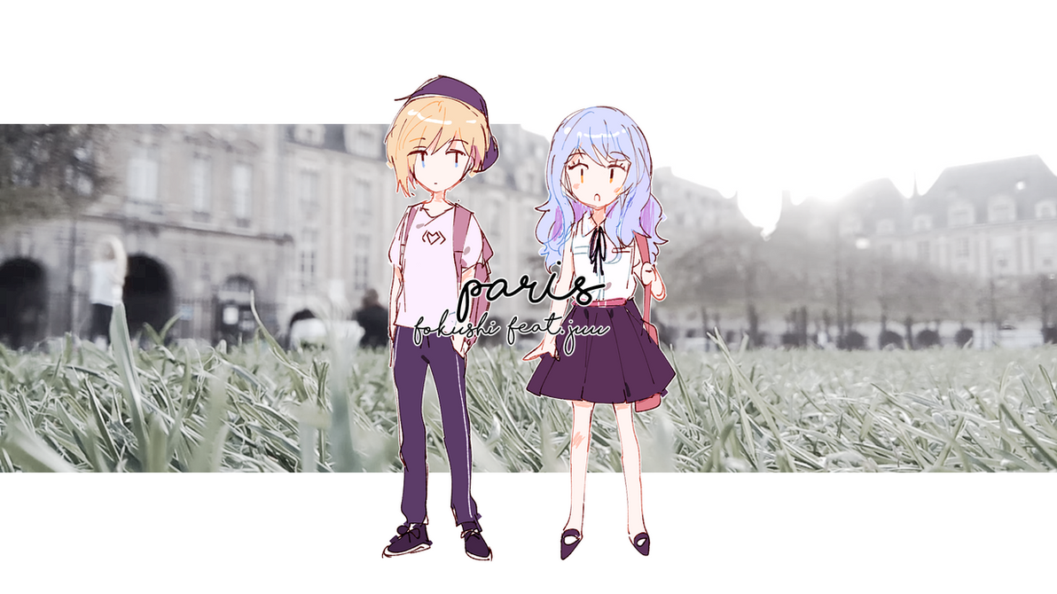 PARIS by Raeyxia