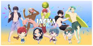 JACKA - Colorful